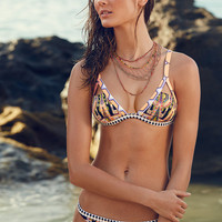 Cut-out Triangle Top - Beach Sexy - Victoria's Secret