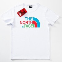 The North Face Fashion Print Shirt Top Tee
