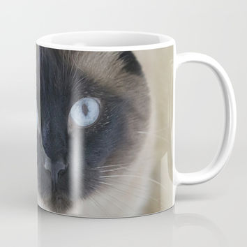Innocent Expression Mug by Theresa Campbell D'August Art