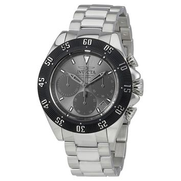 Invicta Speedway Chronograph Black Dial Mens Watch 22394