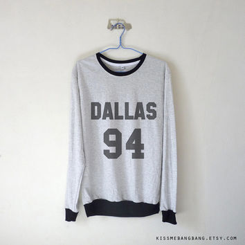 Cameron Dallas Shirt / Youtuber Shirt / Dallas 94 Long Sleeve Tshirt / Vine / Tumblr / Plus Size