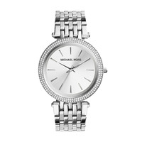 Michael Kors Darci Stainless Steel Ladies Crystal Watch