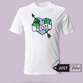 Mom Earth T shirt size XS - 5XL unisex for men and women
