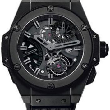 Hublot - Big Bang King Power 48mm Tourbillon GMT