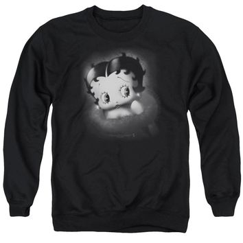 Betty Boop - Vintage Star Adult Crewneck Sweatshirt