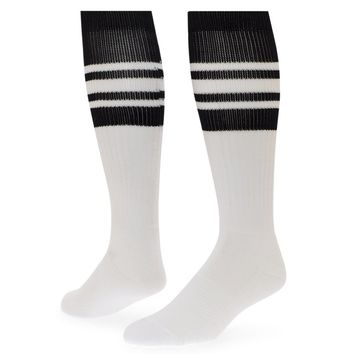 COLLEGE REFEREE Knee High Socks