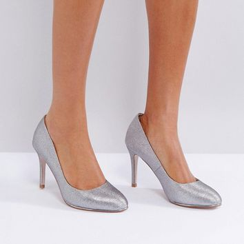 Miss KG Round Toe Point High Heels at asos.com