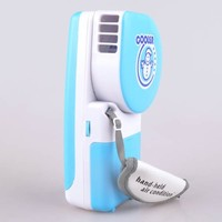 WoneNice High Quality Portable Small Fan & Mini-Air Conditioner Stay Cool Handy Cooler Speed Adjustable