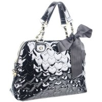 Betsey Johnson BH67815 Satchel - designer shoes, handbags, jewelry, watches, and fashion accessories   endless.com