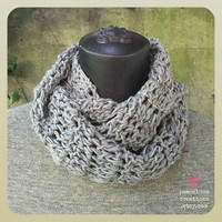 Infinity Scarf~Ready to Ship~FREE SHIPPING