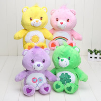 4colors 30cm Japanese care bears toy cute Soft Plush toys doll stuffed plush animals gift plush pillow baby teddy bear present