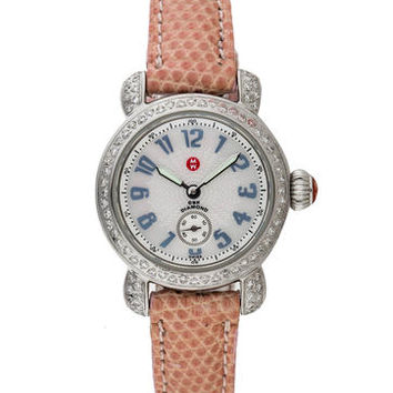 Michele CSX Diamond Petite Watch