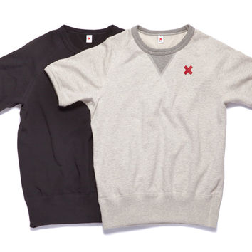 The 14 oz. Short Sleeve Sweatshirt