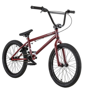 "Premium Stray 20.5"" Bmx Bike Gloss Red"