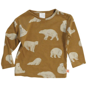Tiny Cottons Bears Tee