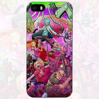 Rick and Morty Phone Case