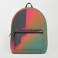 Sunset Tide Backpack by DuckyB