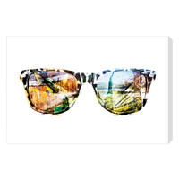 Grand Image Its Always Sunny in New York by THEStudio (Canvas)