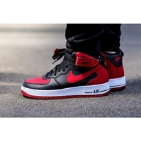 DCCK Air Force 1 Half Yards Red