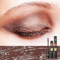HUAMIANLI Colorful Mascara Volume Express False Eyelashes Make Up Waterproof Mascara Cosmetics Eyes Makeup Maquiagem A4
