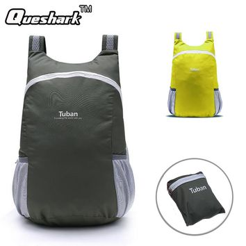 18L Ultralight Foldable Skin Bag Waterproof Cycling Backpack Men Women Outdoor Camping Hiking Travel Kits Fitness Sport Bags
