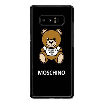 Not A Moschino Toy Samsung Galaxy Note 8 Case