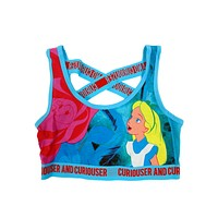 Alice in Wonderland Sporty Bra  P