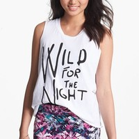 JC Fits 'Wild for the Night' Tank (Juniors) | Nordstrom