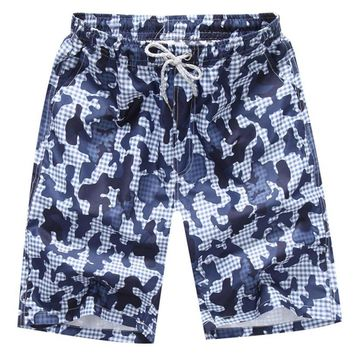Mens Shorts Swim Trunks Quick Dry Beach Surfing Running Swimming Water Pants Sport Swear