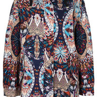Peacock Ovoid Parka - New In This Week  - New In