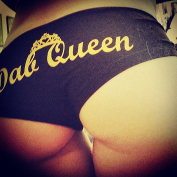 Dab Queen Booty Shorts!
