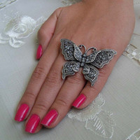 Biiig Size Butterfly by essu on Etsy