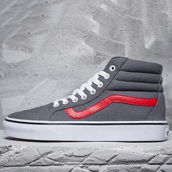 Vans SK-Hi Classic High-Top Canvas Flats Sneakers Sport Shoes