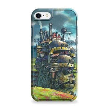 Howls Moving Castle iPhone 6 | iPhone 6S Case
