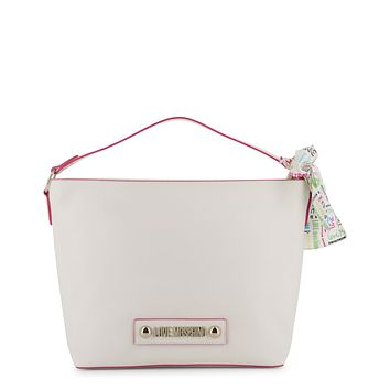 Love Moschino Women White Shoulder bags