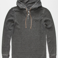 Volcom Murphy Mens Hooded Thermal Black  In Sizes