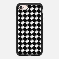 Black n White 1  iPhone 7 Case by Alice Gosling | Casetify