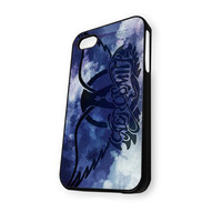 Aerosmith Blue Sky Logo iPhone 5/5S Case