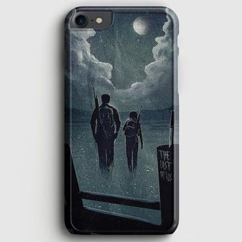 The last of us Illustration iPhone 7 Case | casescraft