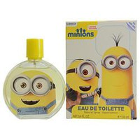 Minions By Illumination Entertainment