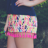 Color Splash Shorts