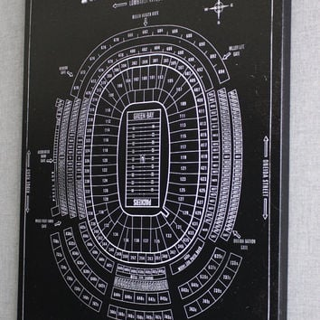 Print of vintage long island map on photo from clavininc on etsy lambeau field football stadium print blueprint on photo photo matte paper or canvas nfl green malvernweather Choice Image