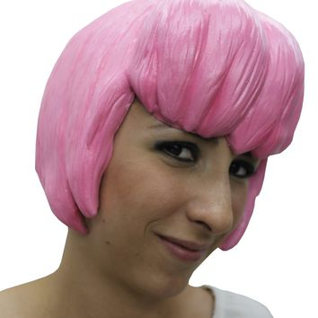 Anime Wig Style 6 Latex Pink