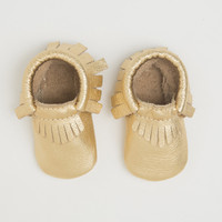 Gold - Moccasins