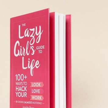 The Lazy Girls Guide to Life Book at asos.com