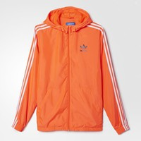 adidas Itasca Windbreaker - Red | adidas US