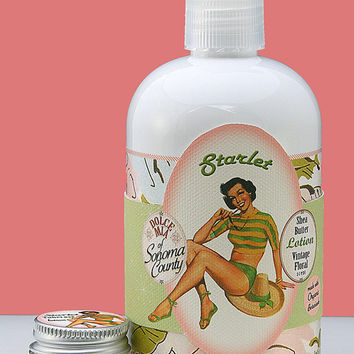 Starlet Pin-up Tuberose Lotion