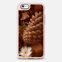 Composition with pinecones iPhone 6s case by littlesilversparks | Casetify