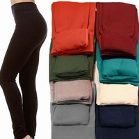 Fleece Lined Leggings All Colors