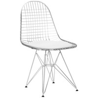 Hamlet Side Chair in White (Set of 2)